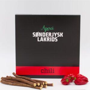 Lakrids med chili